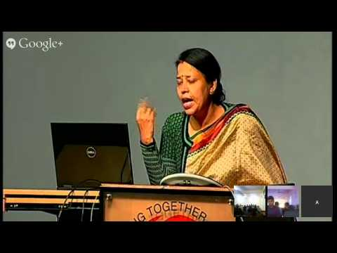 e-Content Generation and Media Tools by Dr. Maitreyee Dutta on 11th December 2013