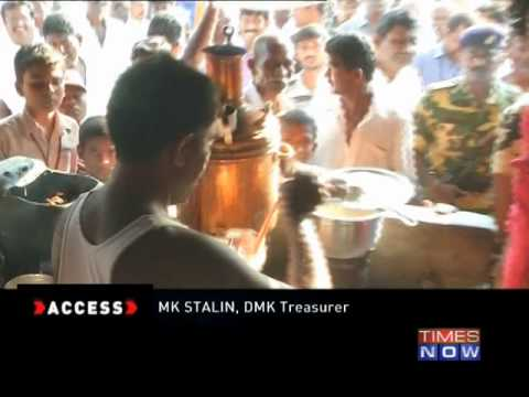 Access: M. K. Stalin
