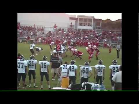 Caleb Football - MICS #41 - Junior Year