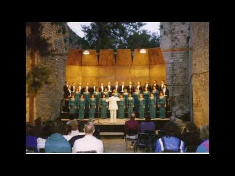 With a Sweet Dream - Edgar Hovhannisyan, Armenian Radio Chamber Choir