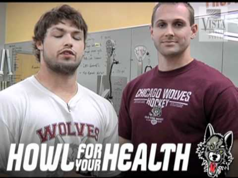 Howl For Your Health - Body Weight Squat