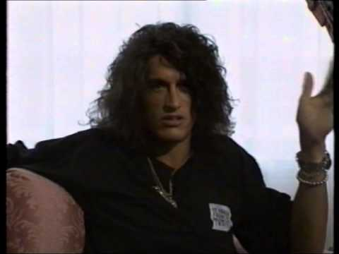 Joe Perry (Aerosmith) Interview.