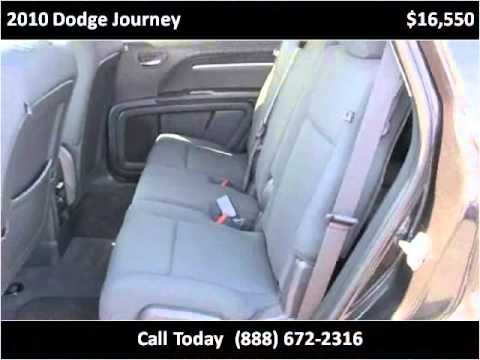 2010 Dodge Journey Used Cars Saint Marys OH