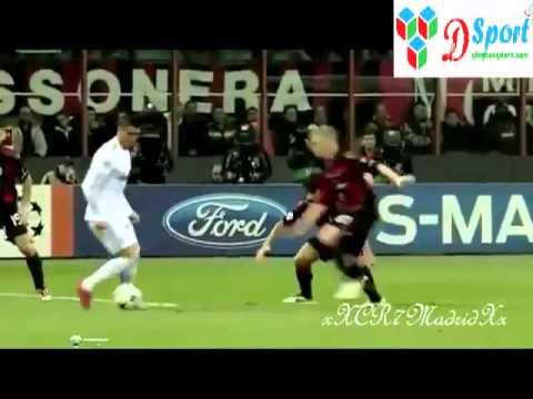 Những pha đi bóng đẳng cấp của Cristiano Ronaldo