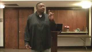 "Pastor Larry Austin --- LET GRACE BE GRACE - ""My Only Hope of Salvation"""