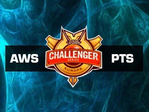 Penta Sport vs Awsomiac - EU Challenger Series - Español
