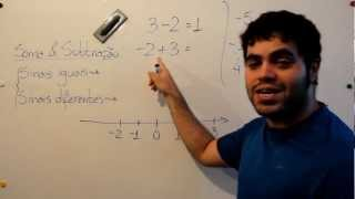 Regra Dos Sinais Na Soma E Na Subtração Matemática