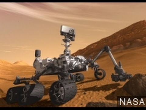 Mars Rover Finds Traces of Ancient Life-Friendly Lake