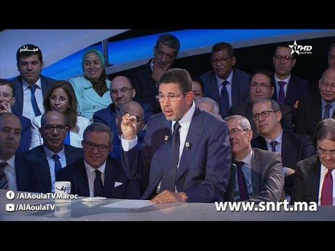 فيديو..تفاصيل لقاء رئيس النيابة العامة عبدالنبوي في برنامج ضيف الاولى