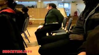 Women Eating Her Own Poop In Public