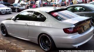 Modified BMW 335 videos