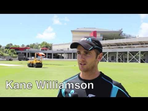 BLACKCAPS TV talks to Kane Williamson
