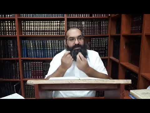 Parachat Houkat selon le Rabbi Toutes les mitsvot liees a la vache rousse