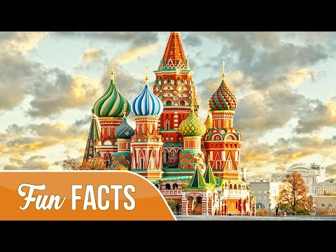 10 Fun Facts About Russia