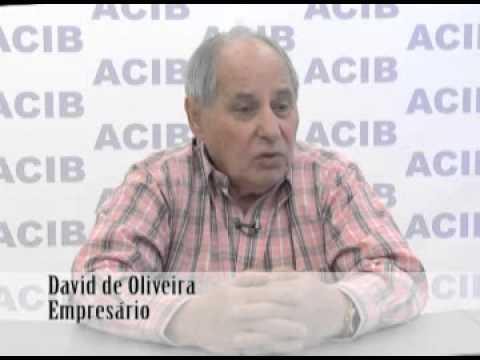 TV ACIB - David de Oliveira