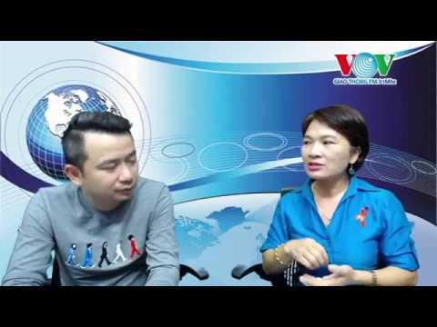 Buổi trưa công sở với bác sĩ Khuất Thị Hải Oanh - ngày Thế giới phòng chống HIV/AIDS