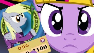 Yugioh Re-enacted by Ponies