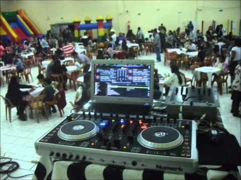musica gospel para criança  DJ Marcio da PV