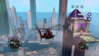 Saints Row The Third: List Of Helicopters, Fighter Jets