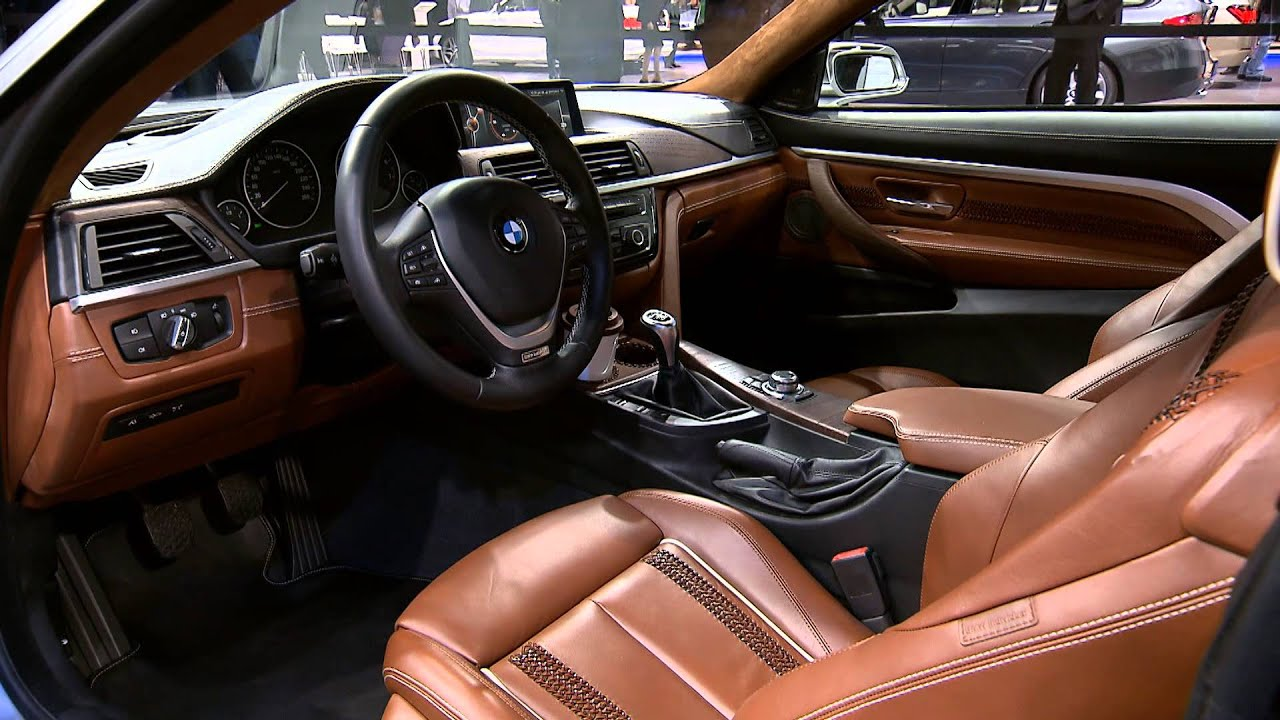 Bmw M4 Concept 2013 Naias Youtube