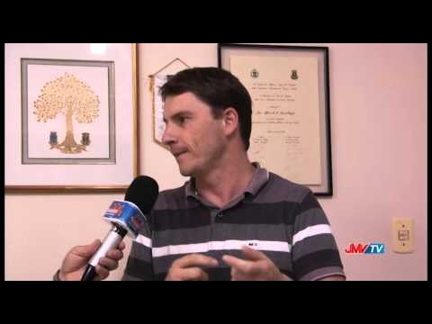 Entrevista com o prefeito de Rio do Cedros - Balan�o 2014