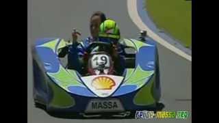 Desafio Das Estrelas 2013 - Felipinho and Felipe Massa view on youtube.com tube online.