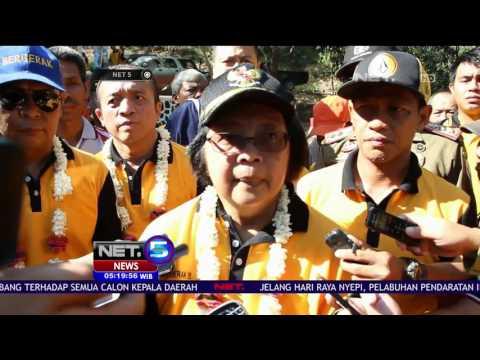 Kemenlinghut Lepas Liarkan Ratusan Burung ke Taman Hutan Rakyat Sultan Adam Banjar - NET5