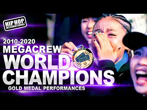 THE ROYAL FAMILY MEGACREW (New Zealand) 2012 World Hip Hop Dance Championship
