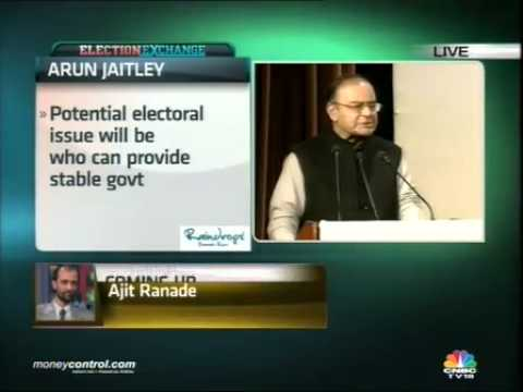 Chidambaram's successor will be a worried man: Jaitley -  Part 1