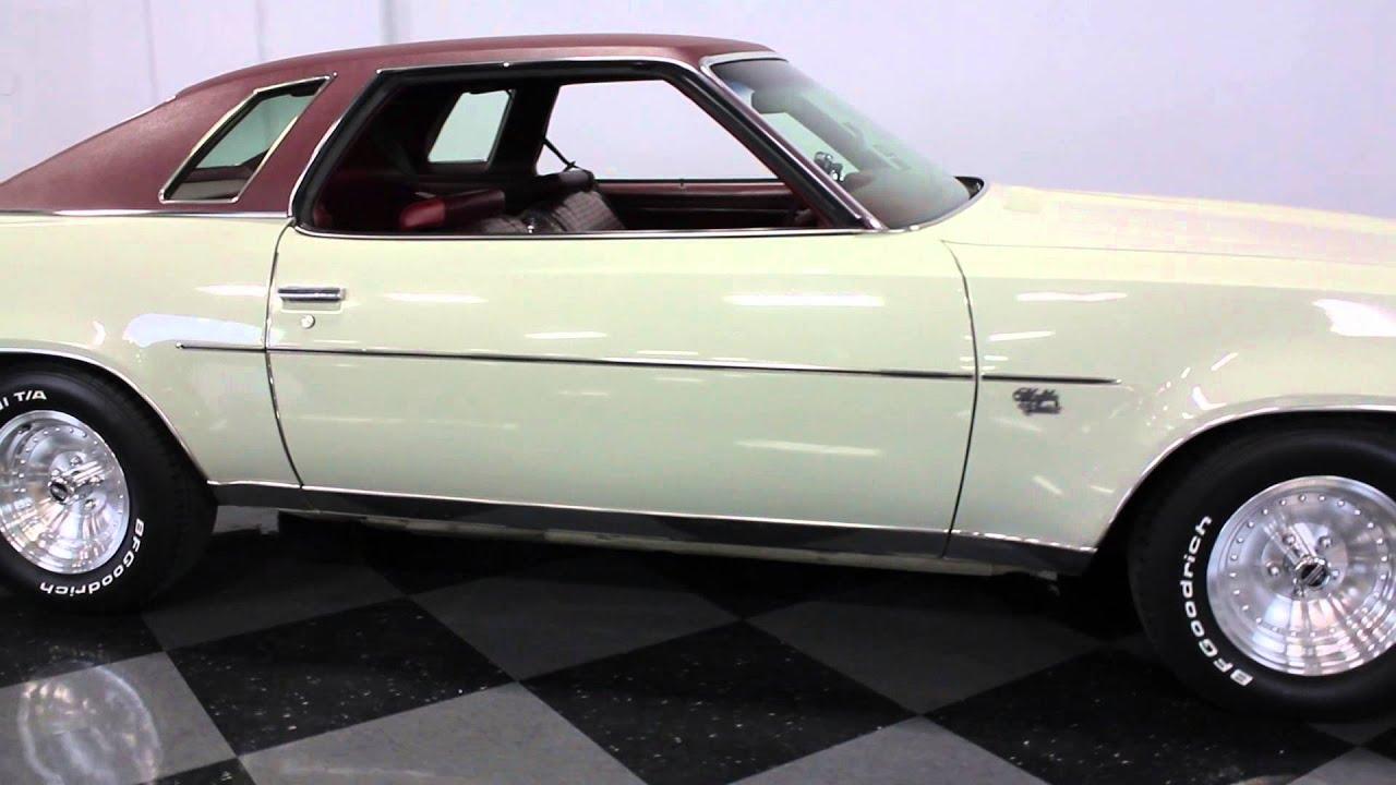 Craigslist Monte Carlo Ss >> 675 DFW 1975 Chevy Chevelle Malibu Classic - YouTube