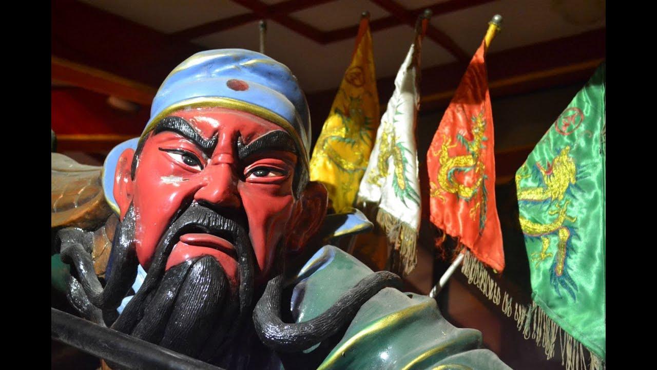Kisah Kwan Kong di Kelenteng Kwan Sing Bio - Tuban