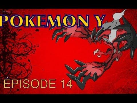 Pokémon Y : Episode #14 : 699 abonnés ! L'arène de Romant - sous - Bois !