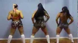 Gostosas Dançando Funk