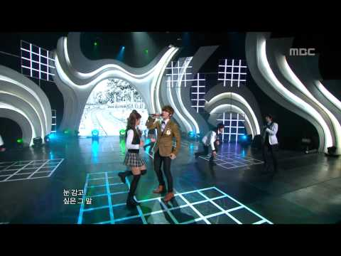 K.will - My Heart Beating, 케이윌 - 가슴이 뛴다, Music Core 20110319