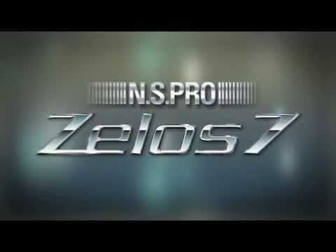 N.S.  PRO ZELOS 7 - World's Lightest Steel Shaft!