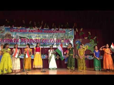 CAA - AP Cultural Festival - Oct 16th 2016 -   Item-2: JandaSong
