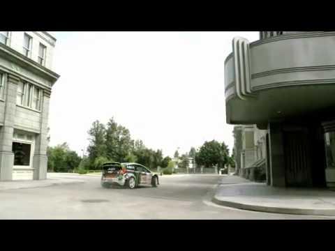 Trình diễn đua xe như trong phim hành động - Dạy lái xe THÁI SƠN - 0932.100.040.flv