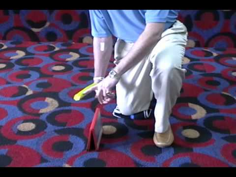 Bowling Tip of the Week - Thumb Position for a Great Release.wmv