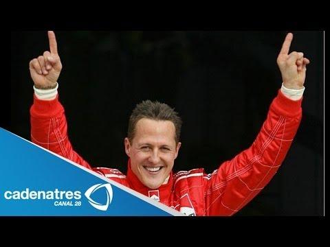 Michael Schumacher despierta del coma / Michael Schumacher wakes from coma