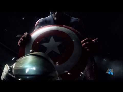 Marvel - Ultimate Alliance (Intro) -bSR51WRg4To