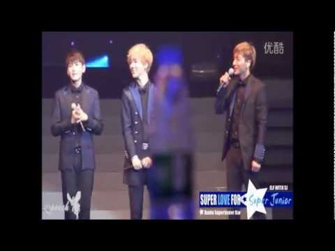 [fancam] 120826 MOA in Guangzhou - Super Junior Full Part 4/5