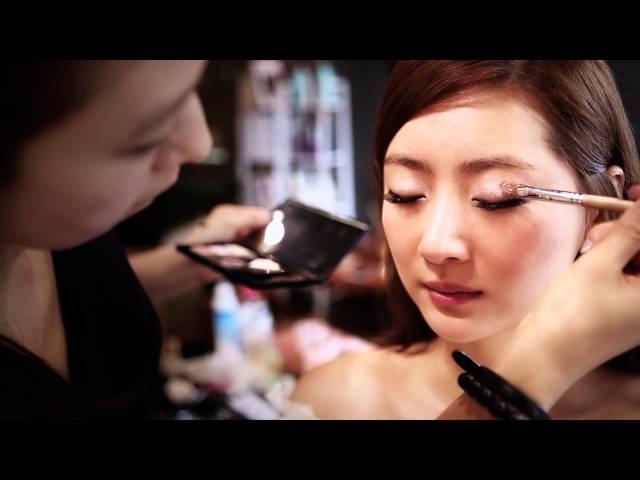 星級韓國化妝師來BRIDAL CORNER教授韓式化妝秘技
