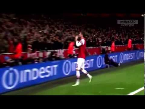 Olivier Giroud - Top 10 Goals