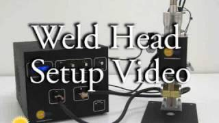 WH2 Parallel Weld Head Setup Video
