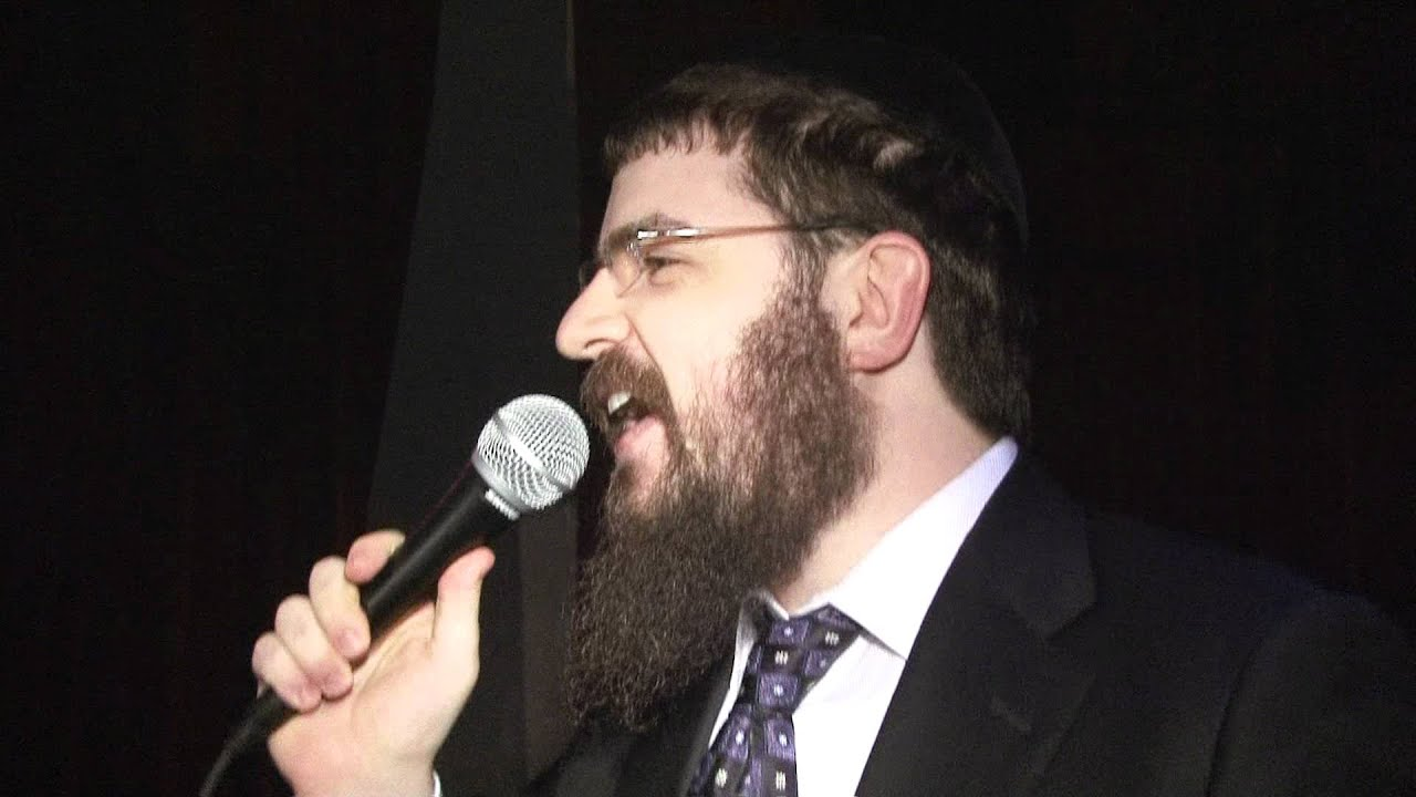 benny friedman mi shimaminim at thecooljew wedding youtube