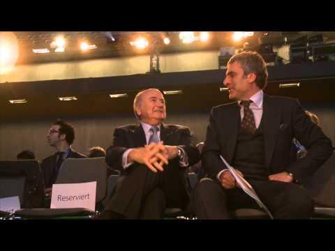 Fünfte Amtszeit? Sepp Blatter:
