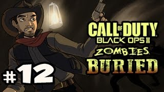 GATHER PARTS - Buried Vengeance DLC Black Ops 2 w/ Sp00n & Kootra Ep.12