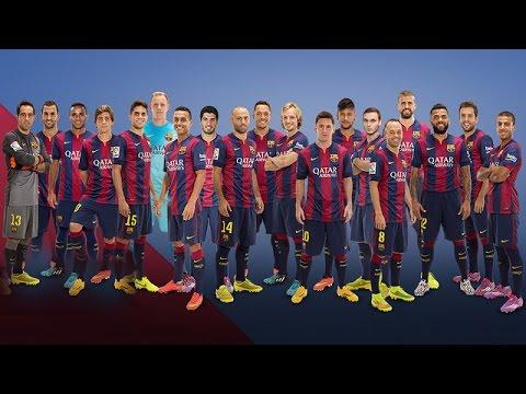 Nhạc chế Nơi Barca đứng đầu (Chế nơi tình yêu bắt đầu)