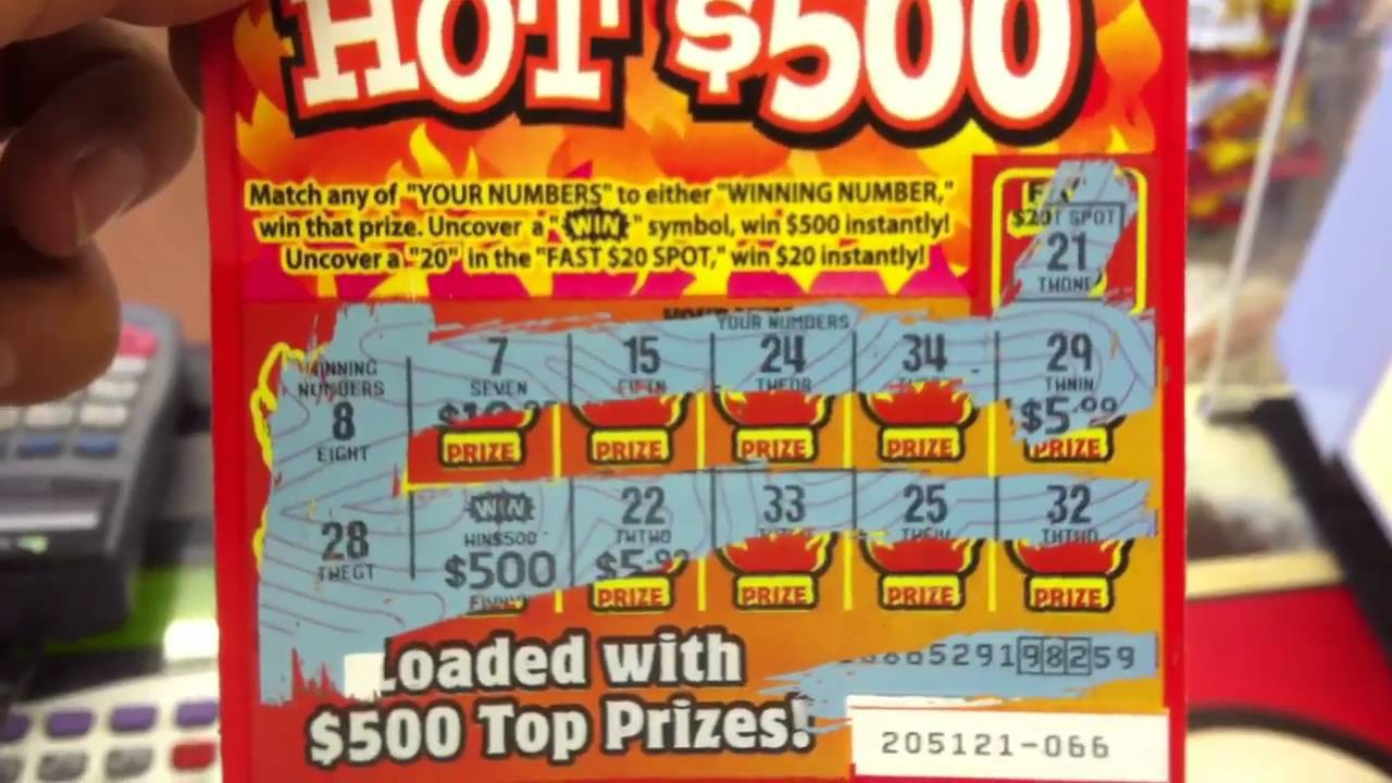 best ca lottery scratchers
