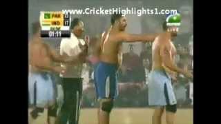 Pak Vs Ind Asia Kabbdi Cup 2012 Final